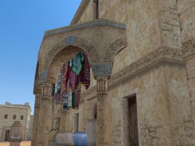 アルジェの街並み