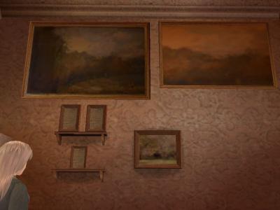アパルトメントの絵画