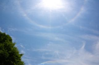 20070602 しょうぶ園 彩雲