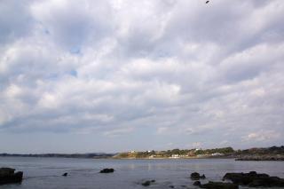 三戸漁港 曇り 20070227