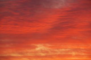 20070306 和田長浜 夕陽
