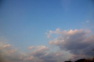 20070426 三戸浜 夕陽