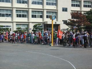 20071007 初声小学校