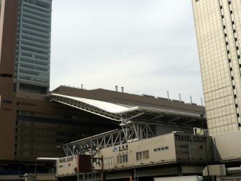 JR大阪駅天空の農園13
