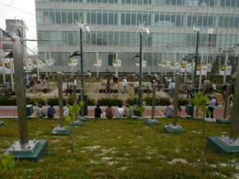 JR大阪駅天空の農園14