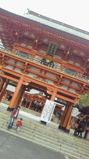 生田神社♪