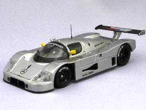 メルセデスベンツC9テストカー