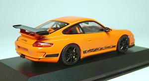 997GT3RS オレンジ リア