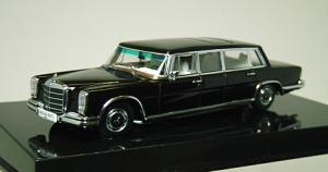メルセデスベンツ600LWBブラック