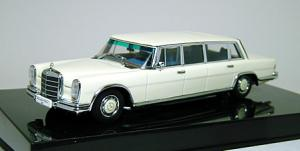 メルセデスベンツ600LWBホワイト