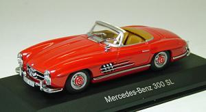 メルセデスベンツ300SL RED
