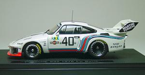 ポルシェ935マルティニ#40 横