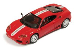 イクソ フェラーリ360チャレンジ レッド