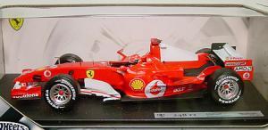 フェラーリF1 Mシューマッハ2006