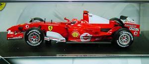 フェラーリ248F1シューマッハ