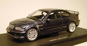 BMW M3GTR ダークブルー