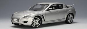 RX-8 X-mencar silver