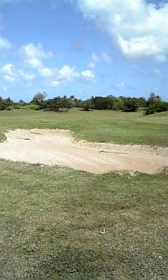 グアムゴルフ2