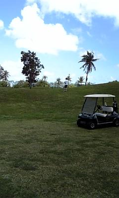 グアムゴルフ