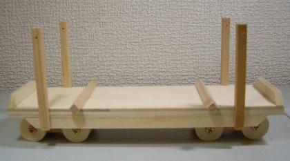 SL材木車5