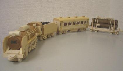 SL材木車