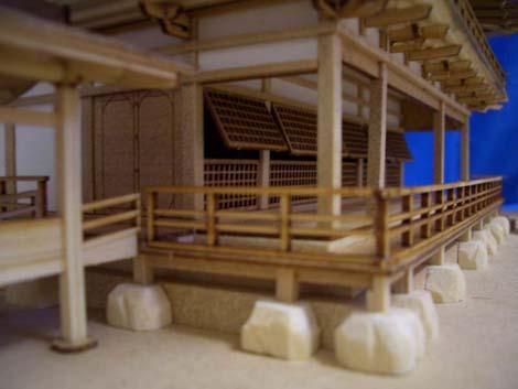 金閣寺回廊