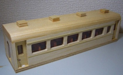 SL客車屋根付き