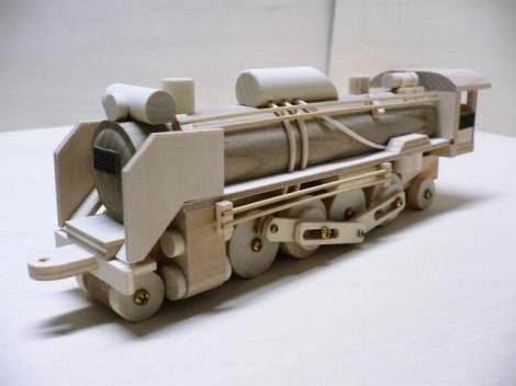 SL D-51蒸気機関車