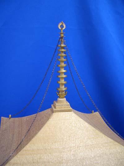 多宝塔の塔