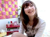 【無修正】AVに出演したい女の子の家をイキナリ訪問ハメ撮り!