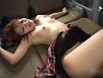 【無修正】早希19歳 ナンパ即ハメ車内でファック!PornHost