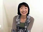 【無修正】由紀子48歳 熟女の願望 若い肉棒に突かれたい