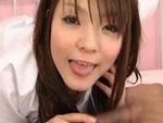 【無修正】色白でカワイイ系のコスプレ美少女に中出し!