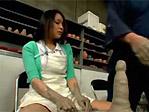 陶芸教室で巨大ポコチンを作るムッチリ巨乳奥さん!