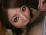 【無修正】モデル美女がジュポジュポ豪快フェラチオでヌルッヌルw喉の奥までチ●ポを咥え唾液でヌルヌルチ●ポを高速手コキwドピュッドピュッと口内発射&中出しフィニッシュw
