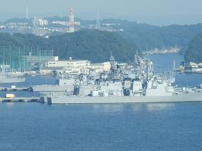 横須賀軍艦