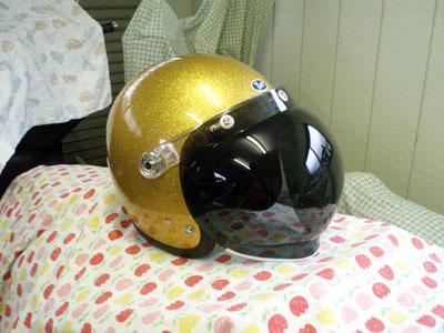 ブコヘルメット