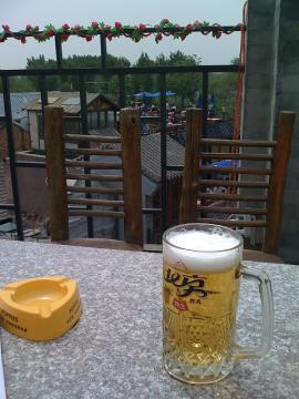 ビールうまっ
