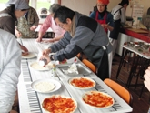 ピザのトッピング