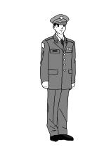 陸上自衛隊通常制服
