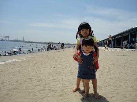 2011初海!1