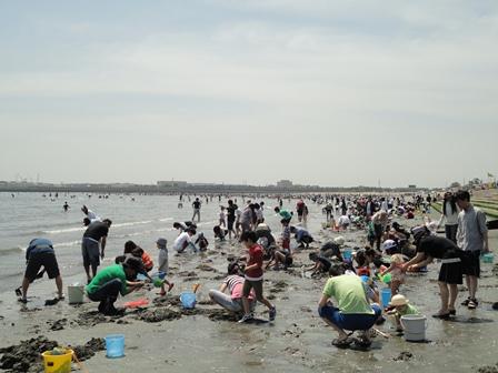 2011初海!2