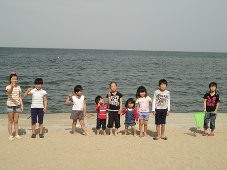 2011初海!8