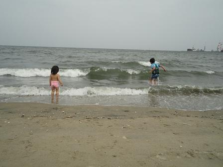 2011初海!7