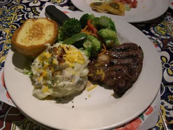 今日の夕食2