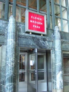 eleven madison entrance