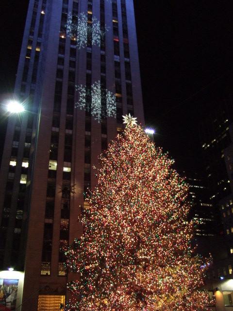 christmas rockefeller 2006