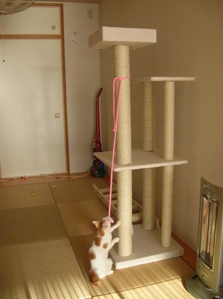 タワーの改良