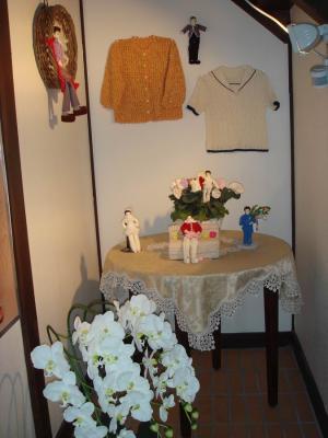 2007.7.7 広瀬先生 ニット館4 入り口