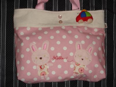 2007.6 bunさんのバッグ1